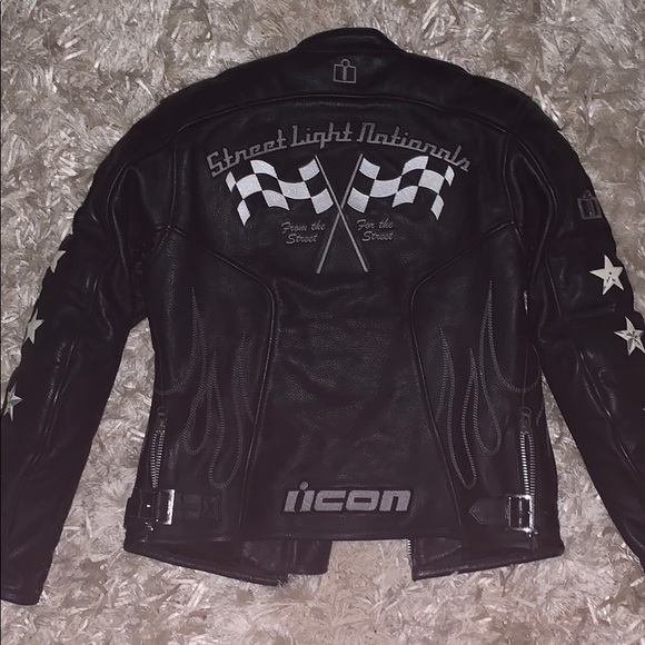 Choose Size ICON Women/'s WIREFORM Textile 3-Season Motorcycle Jacket Blk//Pink